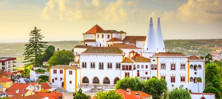 Sarrazola House | Sintra - Noite com Programa Monumentos