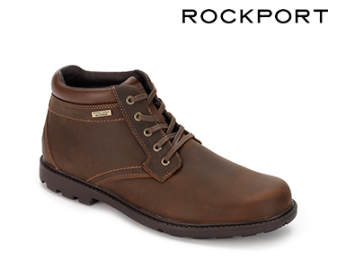 Botas Rockport® Rugged Bucks | Castanho