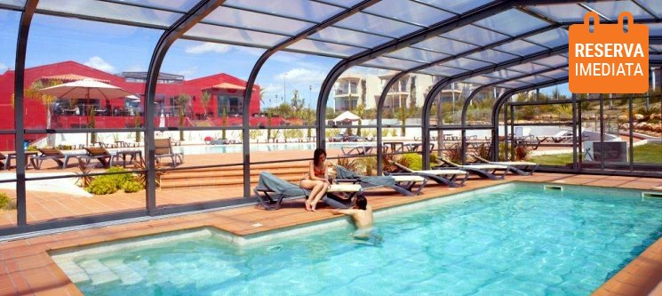 Água Hotels Vale da Lapa 5* | Lagoa | Noite em Suite Deluxe