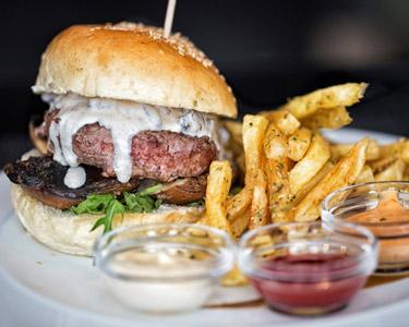 O Melhor dos Hambúrgueres para Dois | Alzuleich - Aveiro