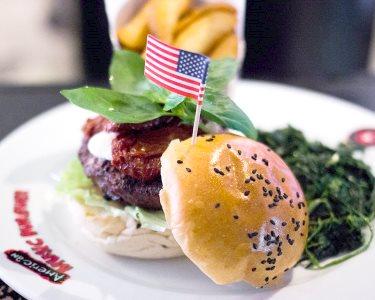 American Music Burguer | Jantar à la Carte sem Reserva a Dois | Campo Grande
