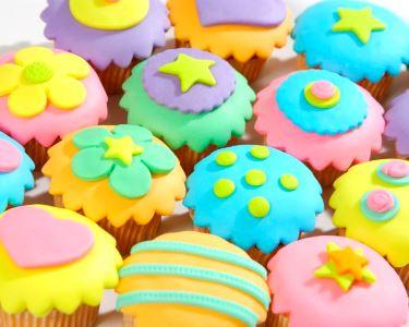 Doces Pecados: Workshop de Decoração de Bolachas e Cupcakes | 2h | Carcavelos