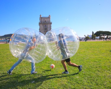 Bubble Football entre Amigos! 10 a 20 Pessoas | Vários Locais - Lisboa