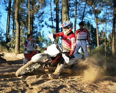 Baptismo Moto TT | 2 Pessoas | Sintra