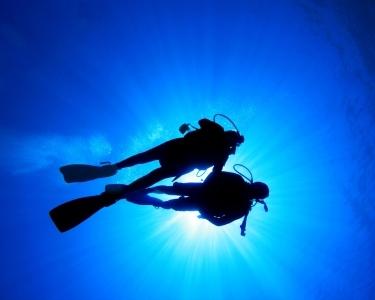 Mergulho de Mar a 2 | Oeiras