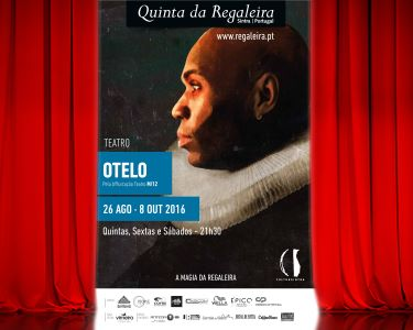«Otelo» - O Clássico de Shakespeare na Quinta da Regaleira
