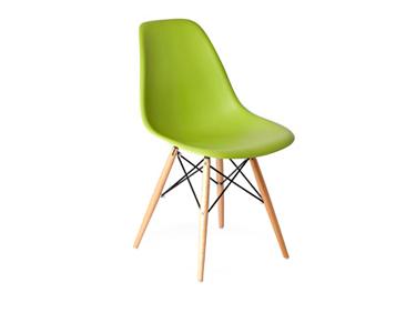 CadeiraTower Wood | Verde lima