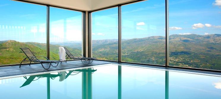 Casa do Mezio Aromatic & Nature Hotel 4* | Noites com Spa Panorâmico sobre o Gerês!