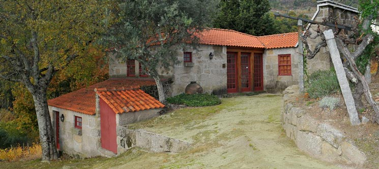 Casa do Silvério | Douro - 1 ou 2 Noites Românticas