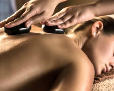 Massagem Pedras Quentes ou Relaxamento | 40 Minutos | Palmela