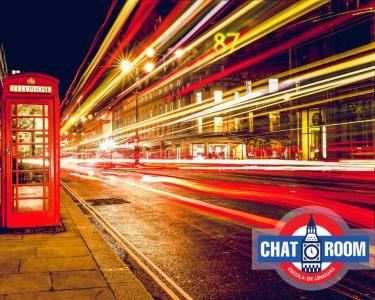 Curso de Inglês Presencial | 4h, 8h ou 16h | Chatroom - Marquês de Pombal