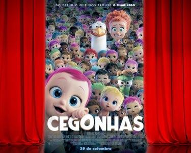 «Cegonhas» | Bilhete + Pipocas | 6 Cinema City