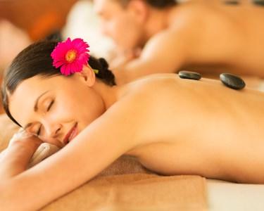 Massagem Pedras Quentes | 1h | 1 ou 2 Pessoas | Sta. Catarina