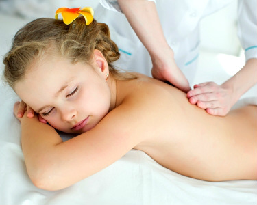 Crianças Felizes! Massagem e Rebuçados | Sta. Catarina - Porto
