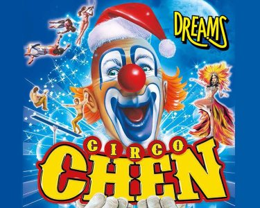 «Dreams» no Circo Chen! O Maior Circo de Portugal   Parque da Bela Vista