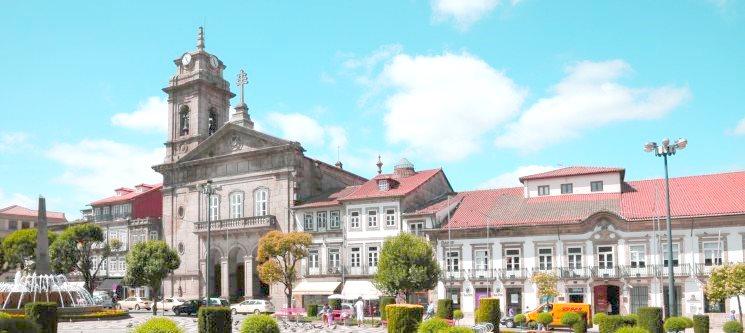 Comfort Inn Fafe - Guimarães | Noite VIP c/ Jantar para Dois