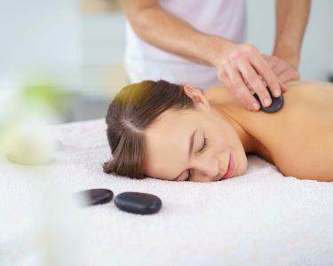 Massagem Mix 3 em 1: Geotermal + Aromaterapia + Head   1 Hora   Av. 5 Outubro