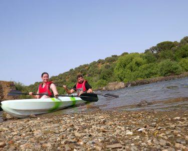 Passeio de Kayak - 1 ou 2 Pessoas | 3h - Coimbra ou Beja | Aventure-se!