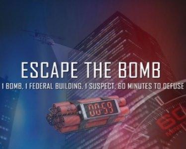 O Tempo Está a Contar! Escape2Win - The Bomb   2 a 5 Pessoas - Lisboa