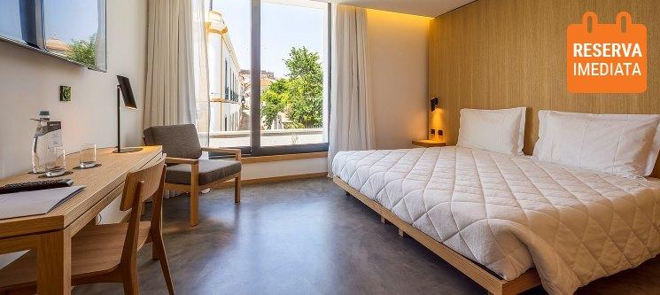 Alentejo: Relaxa no Évora Olive Hotel 4* » Noite(s) + Peq. Almoço desde 69,99€ /noite (2 pessoas)
