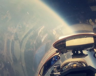 Voo na Fronteira do Espaço   Quebre a Barreira do Som num MiG-29! Rússia