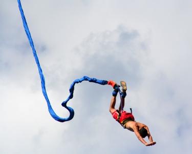 Bungee-Jumping | 1 Pessoa - Almada