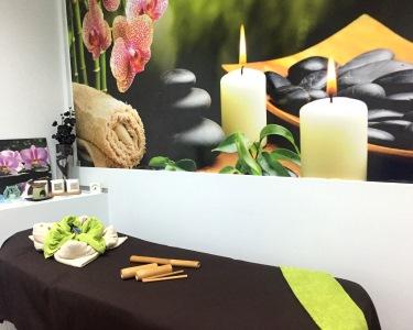 Massagem à Escolha: Relax, Pedras, Pindas ou Velas + Ritual Chá | 2 Pessoas | Moita