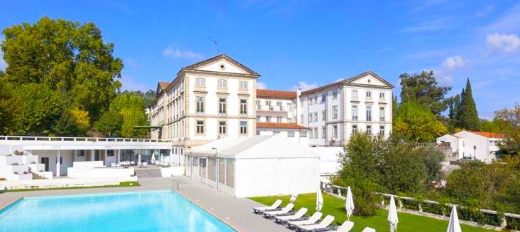 Grande Hotel Caldas da Felgueira - Visite a Serra da Estrela | Noite c/ Opção Jantar