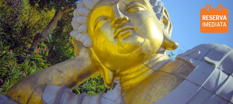 Hotel Rural A Coutada | Peniche - Noite & Visita ao Jardim Budha Eden