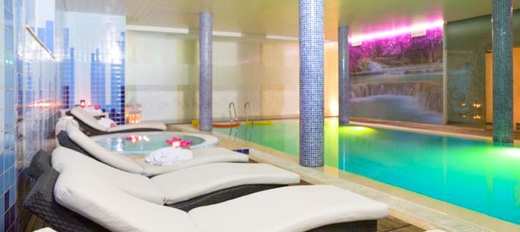 Hotel Ílhavo Plaza 4* - Aveiro | Noite & Spa c/ Opção Quarto Deluxe e Hidromassagem