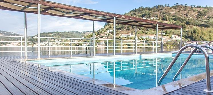 Hotel Porto Antigo 4* | Oliveira do Douro | Noite Inesquecível para Namorar no Douro