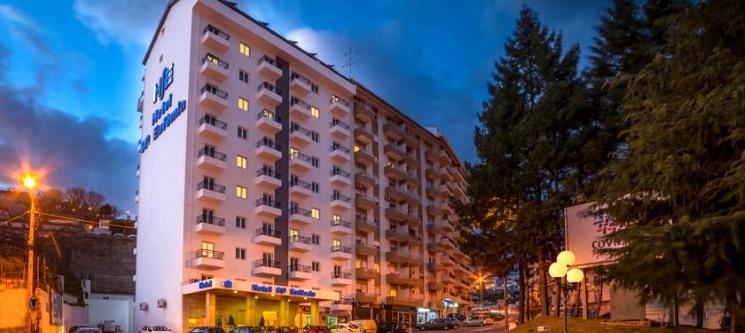Hotel Santa Eufémia | Covilhã - 1 ou 2 Noites Românticas na Serra da Estrela!