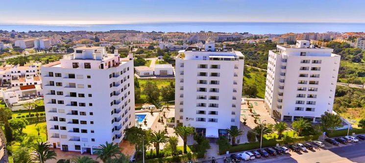 Janelas do Mar Apartamentos - Albufeira | T1 até 4 Pessoas perto da Praia da Oura