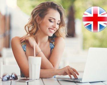 It's Time To Learn: Vou Aprender Inglês! Curso Online até 60 Meses
