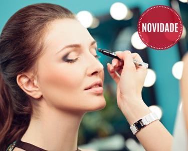 Curso de Maquilhagem Profissional | Nível 2 - 40 Horas | Lisboa, Porto ou Braga