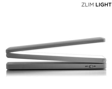 Lâmpada LED Zlim Light® | Dobrável e Portátil!