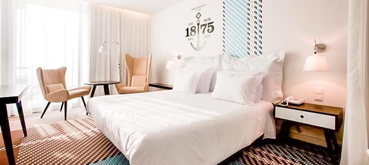 Maçarico Beach Hotel 4* - Praia de Mira | Noite de Romance 4* c/ Spa
