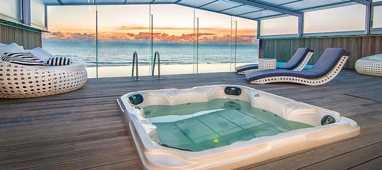 Maçarico Beach Hotel 4* - Praia de Mira | 2 Noites de Amor c/ Massagem & Spa