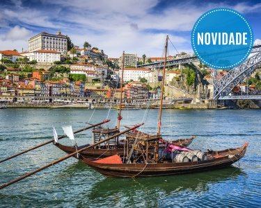 Cruzeiro das 6 Pontes em Rabelo para Dois | Porto