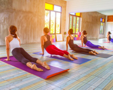 Fit & Zen! Aulas de Yoga - 1 Mês | Oeiras