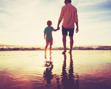 Me & Dad! Sessão Fotográfica Outdoor | 30 Minutos | Cascais