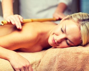 Massagem de Relaxamento ou Bambuterapia | 1 Hora | Linda-a-Velha