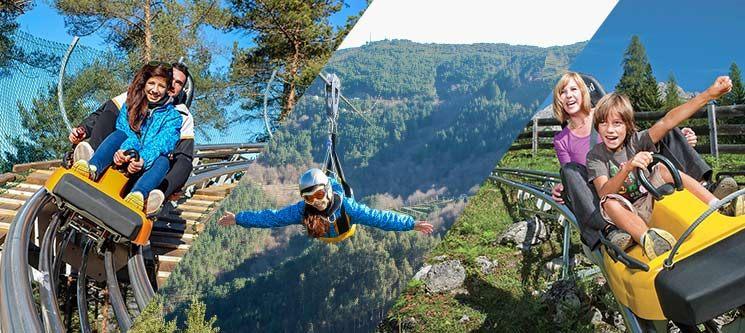 Pena Park Hotel 4* | Vila Real - Noite + Alpine Coaster & Fantasticable