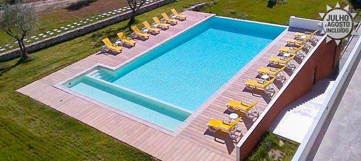 Férias no Alentejo - 1 a 7 Noites c/Opção Meia Pensão ou Massagens | Monte Filipe Hotel & Spa 4*
