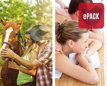 Presente Único | 105 Experiências à Escolha entre Spa ou Aventura | 2 Pessoas