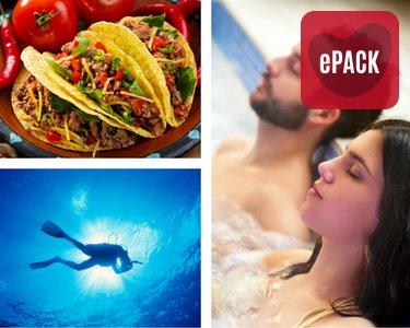 Presente Único | 76 Experiências à Escolha entre Spa, Aventura e Gourmet | 1 ou 2 Pessoas
