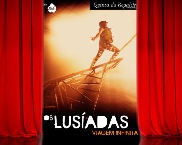 «Os Lusíadas - Viagem Infinita» na Quinta da Regaleira | Entrada Dupla