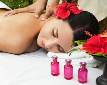 Massagem Red Flower Oil! 35 ou 55 Minutos | Clín. Naturalyrio - Carcavelos