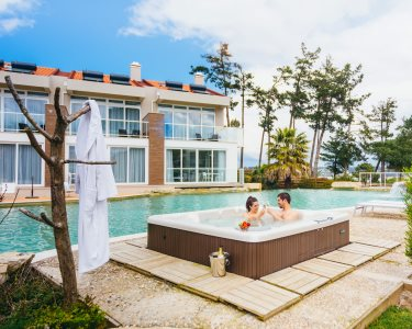 Spa na Natureza | Circuito, Cave Sal, Massagem & Ritual | 4h30 | Óbidos Lagoon Wellness Retreat