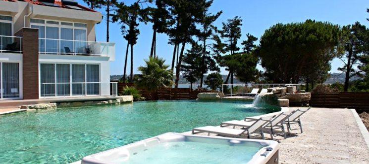 Óbidos Lagoon Wellness Retreat | Noite Romântica & Spa Moment para Dois